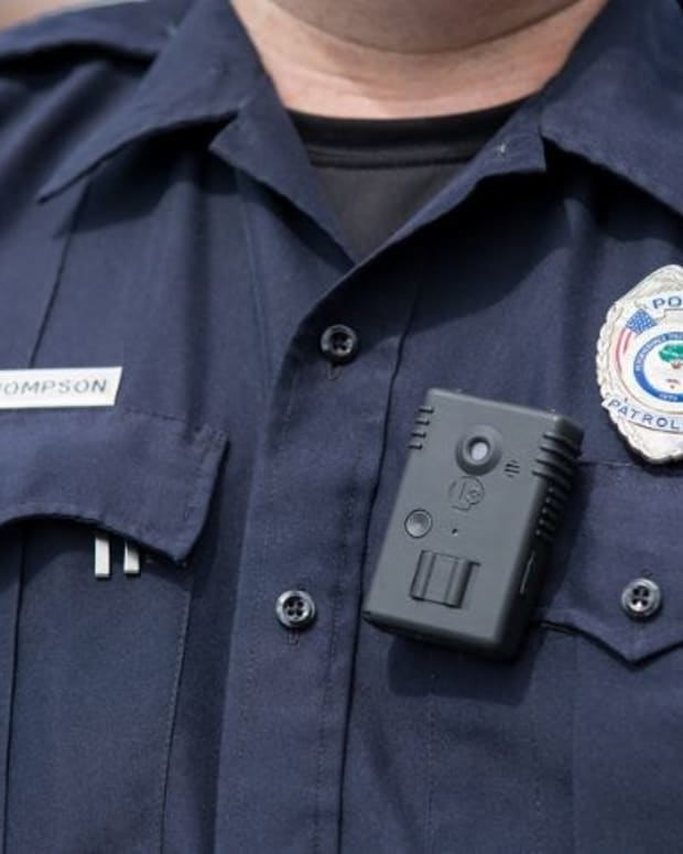 D.C. Police Increase Number Of Body Cameras Promo Image