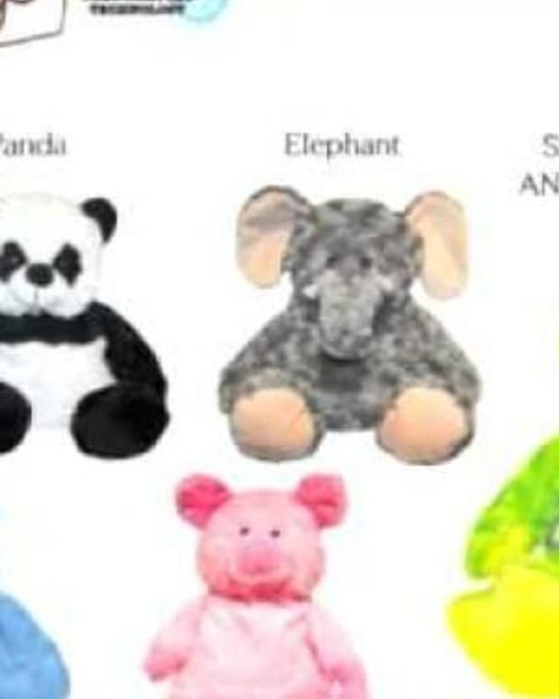 Mom Makes Disturbing Discovery About Stuffed Animal She Bought For Her Daughter (Photos) Promo Image