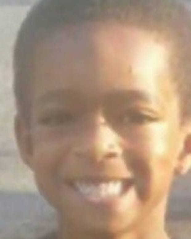 8-Year-Old Boy Drowns During Pool Party Promo Image
