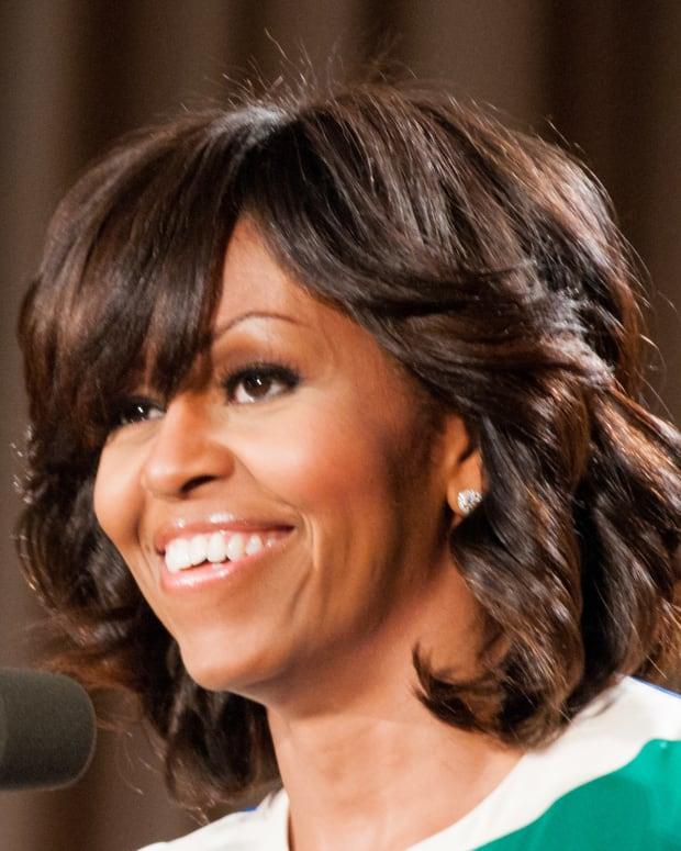 Something Strange Noticed About Michelle Obama Sighting (Photo) Promo Image
