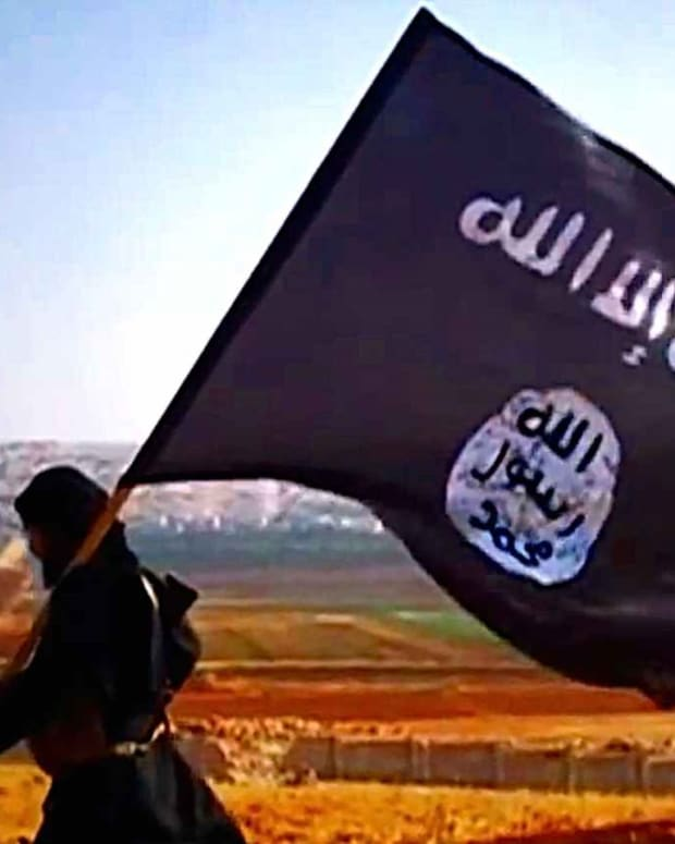 Air Force Vet Gets 35 Years For Attempting To Join ISIS Promo Image