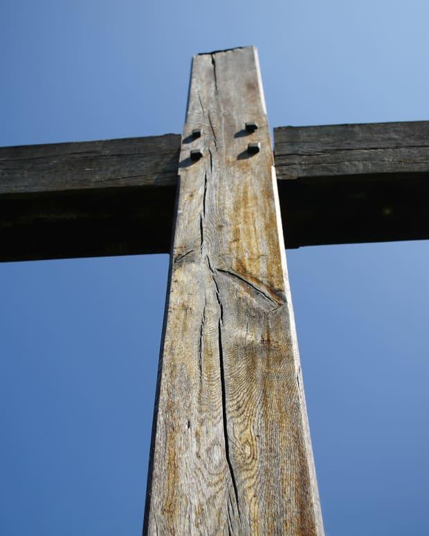 Man Playing Judas In Easter Play Hangs Himself Promo Image