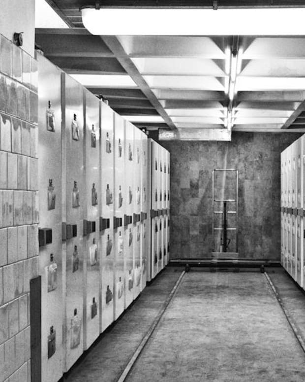 Terrifying Clip Shows Morgue Doors Slamming Shut (Video) Promo Image