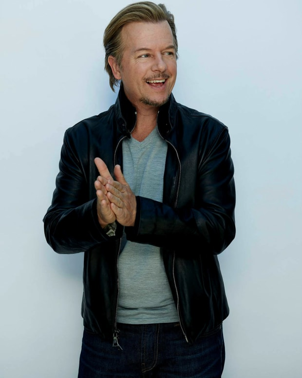 David Spade Rushed To The Hospital After Accident Promo Image