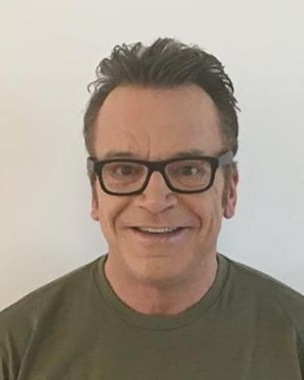 Tom Arnold Says He Has Controversial Trump Recordings Promo Image