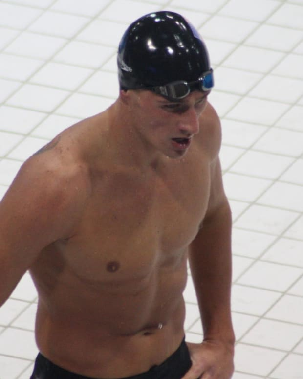 Lochte's Wallet Detected After He Claimed It Was Stolen Promo Image