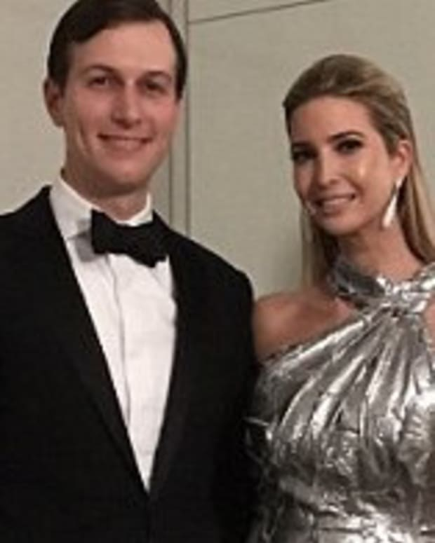 Ivanka Trump Seen Following Controversial Instagram Post (Photos) Promo Image
