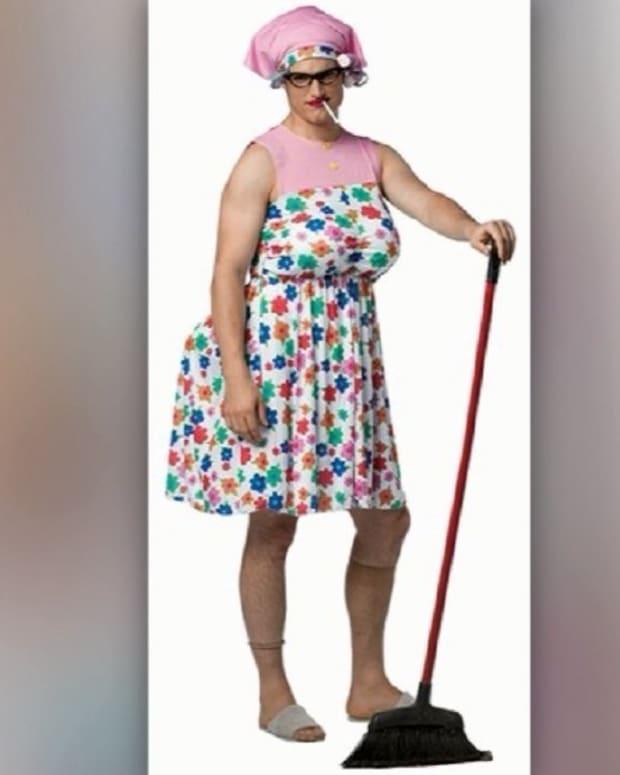 Tranny Granny Costume Removed After Online Backlash Promo Image