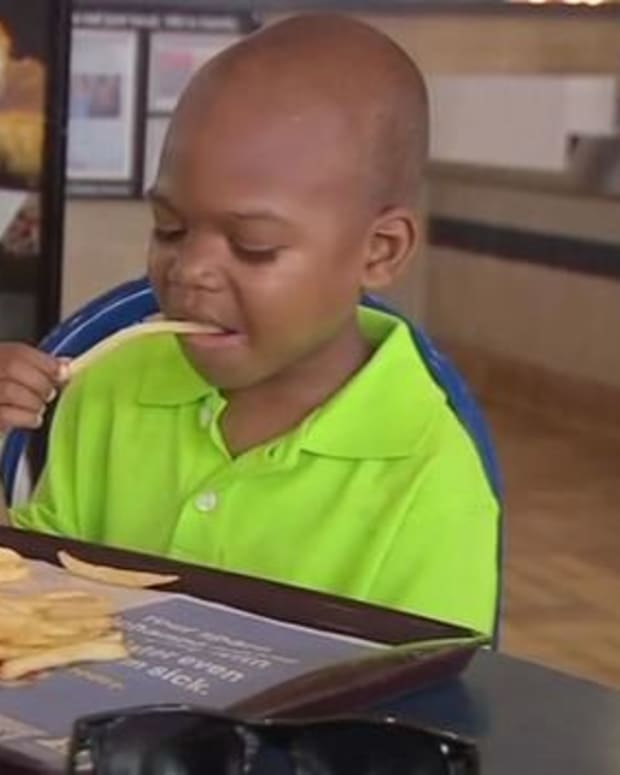 Golden Corral Mistreats Autistic Boy, McDonald's Responds Promo Image