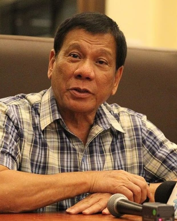 Duterte Seeks Arms From China, Ends Patrols With US Promo Image