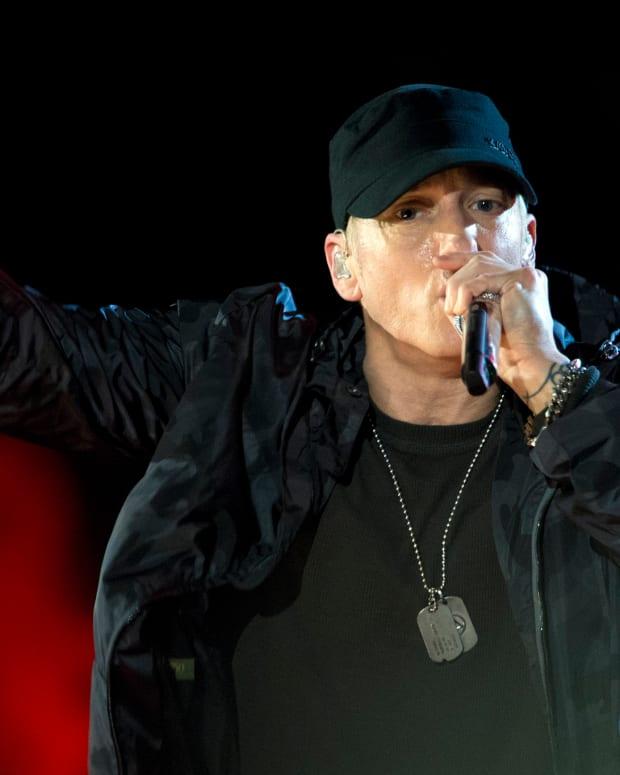 Alleged Murderer Uses Eminem Lyrics To Explain Crime Promo Image