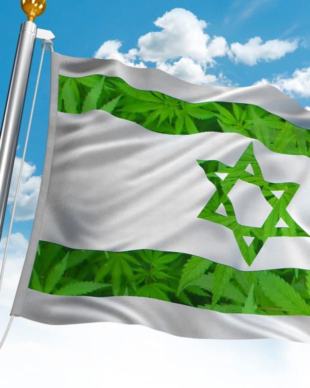 Israel Makes A Good Decision In Decriminalizing Marijuana  Promo Image