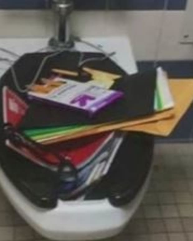 School Bullies Put Deaf Student's Hearing Aid In Toilet Promo Image