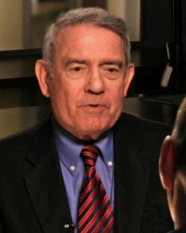 Dan Rather: Russia Story Could Be Next Watergate Promo Image