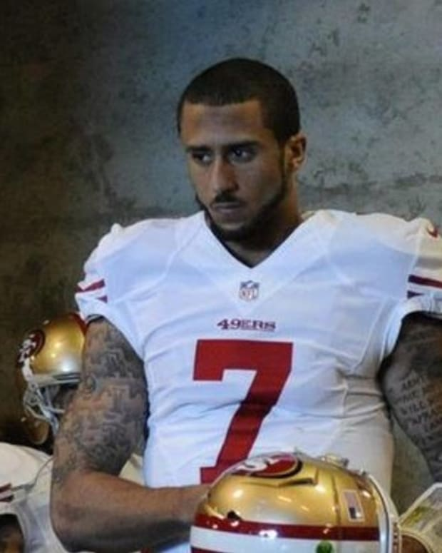 Kaepernick: Racist America Can't Be 'Great Again' Because It Was Never Great; NFL Responds Promo Image