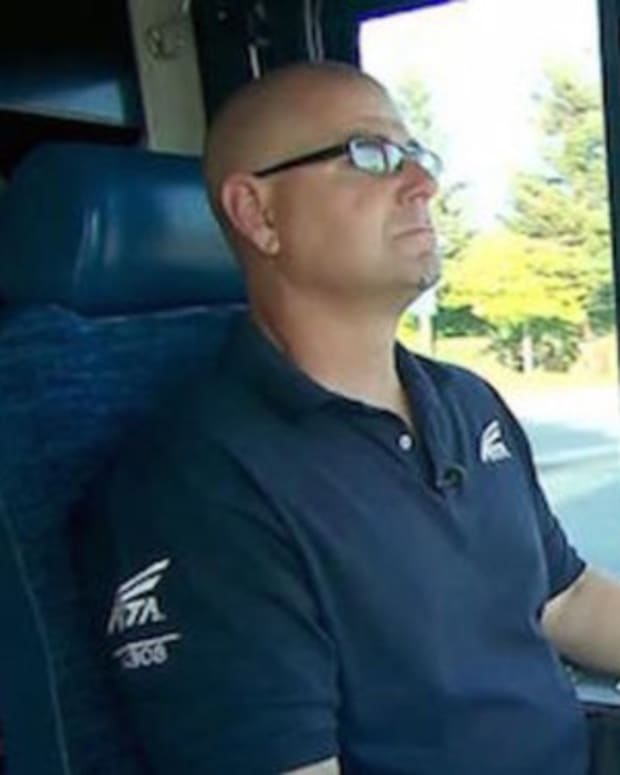 Bus Driver Notices Something Odd About Child Promo Image