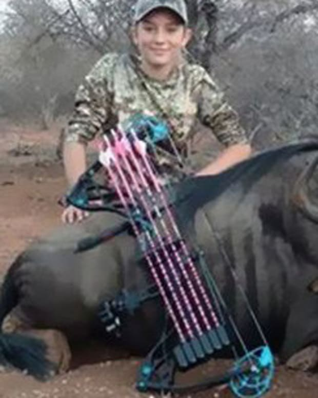 12-Year-Old Hunter Sparks Outrage (Photos) Promo Image