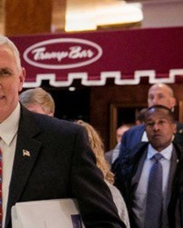 Biden Vows To Support Pence, Has Optimistic Outlook Promo Image