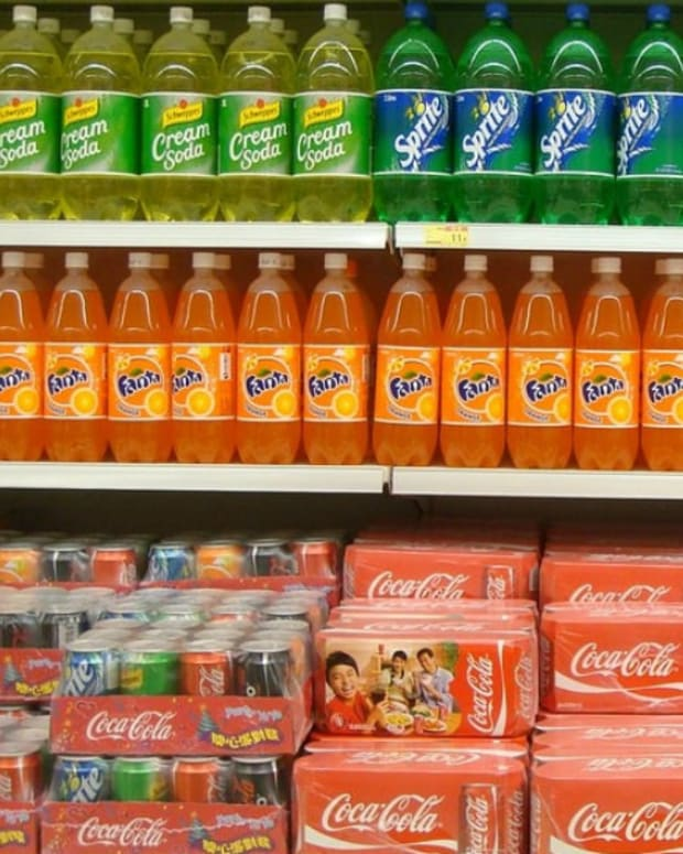 Sugary Soda Tops The List Of Food Stamp Purchases Promo Image