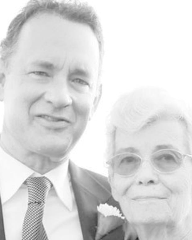 Tom Hanks' Mother Passes Away At 84 Promo Image
