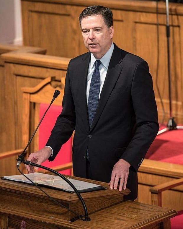 Report: Comey To Testify That Trump Pressured Him Promo Image
