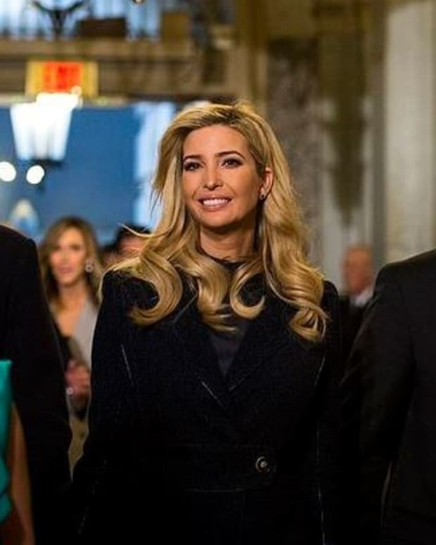 Poll: Ivanka Trump And Kushner's Roles Inappropriate Promo Image