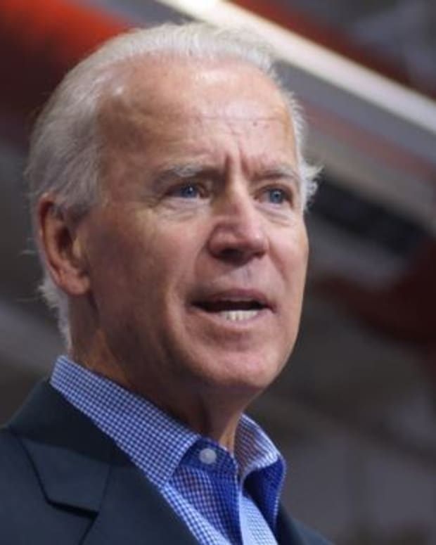 Biden Hints At 2020 Presidential Run Promo Image