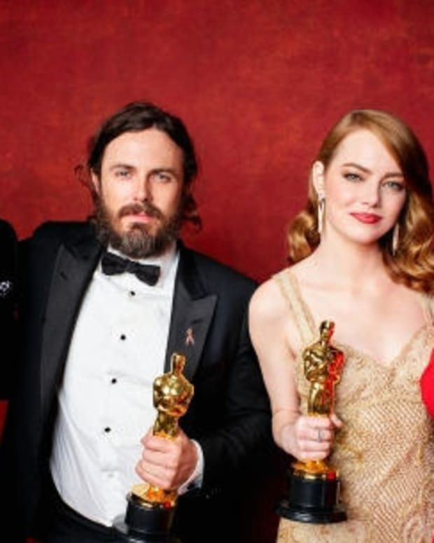 2017 Oscars Viewership Drops To Nine-Year Low Promo Image