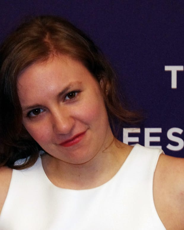 Lena Dunham Rushed To Hospital After Met Gala Promo Image