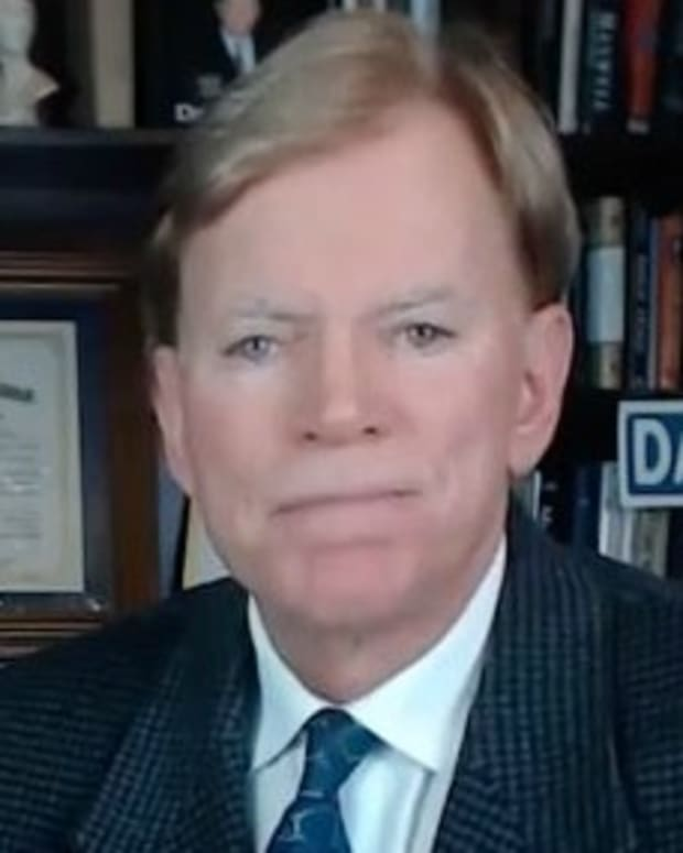 Former KKK Head David Duke Applauds Trump Cabinet Picks Promo Image