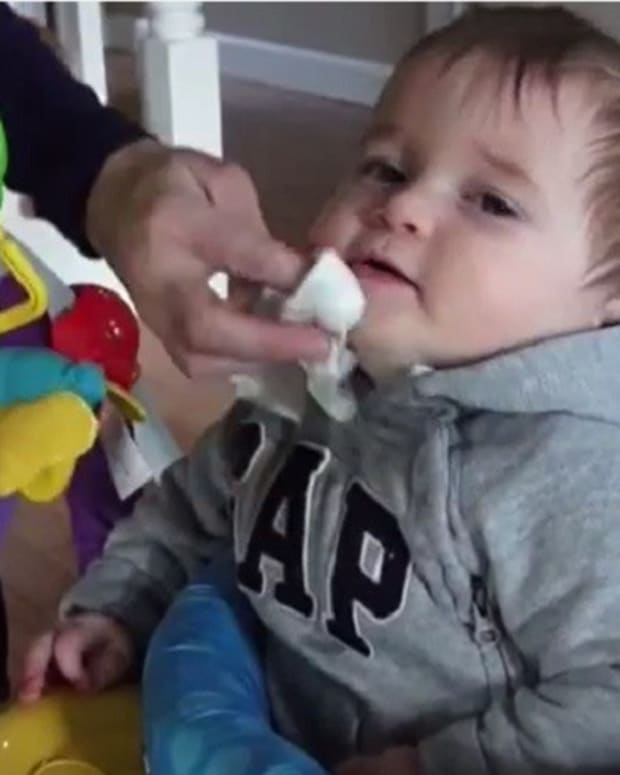 Baby Wipes May Be Harmful To Some Children Promo Image