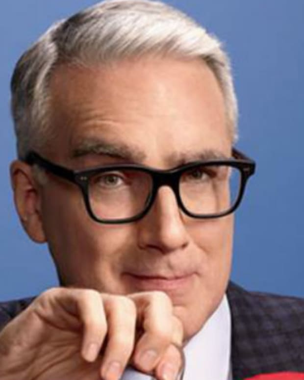 Why Keith Olbermann Dislikes Melania Trump's Portrait (Photo) Promo Image