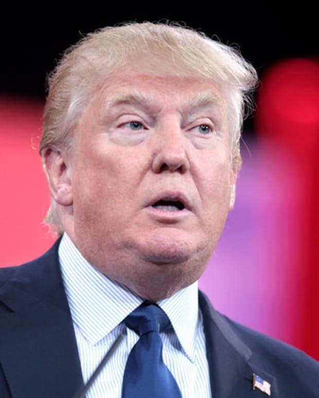 Report: Trump Met With Russian Ambassador In 2016 Promo Image