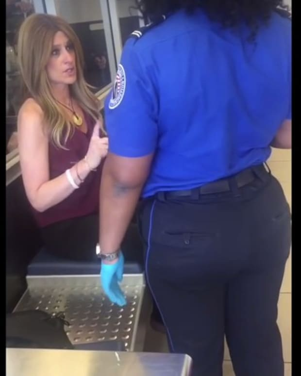 Mom With Breast Cancer Felt 'Violated' By TSA Search (Video) Promo Image