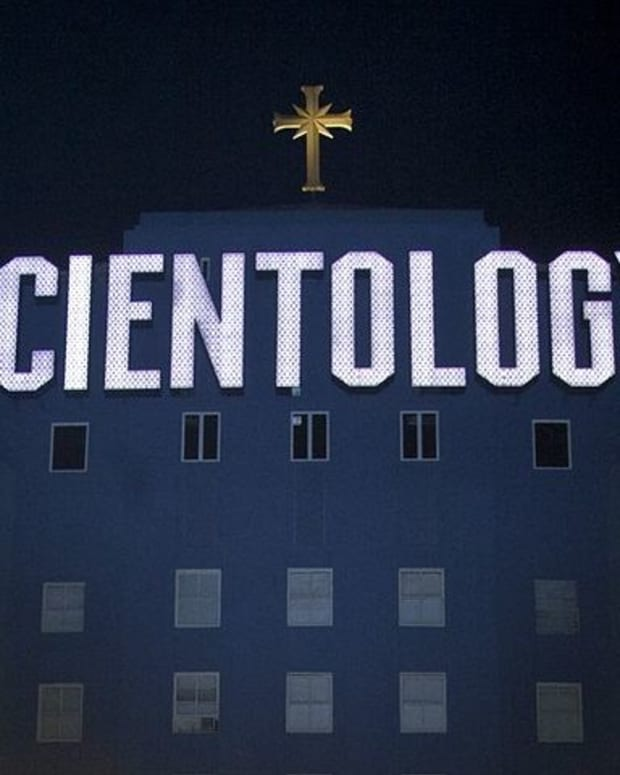 Scientology Facilities Shut Down For False Imprisonment Promo Image