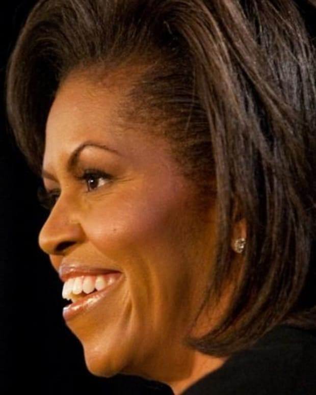 Michelle Obama Says She Would Not Run For President (Photos) Promo Image