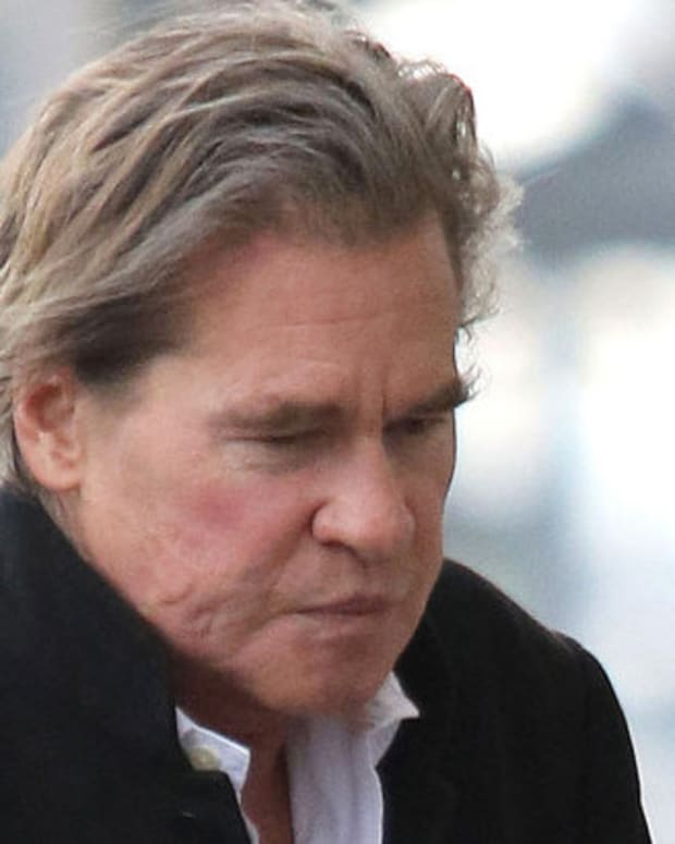 Val Kilmer Is Battling Throat Cancer Promo Image
