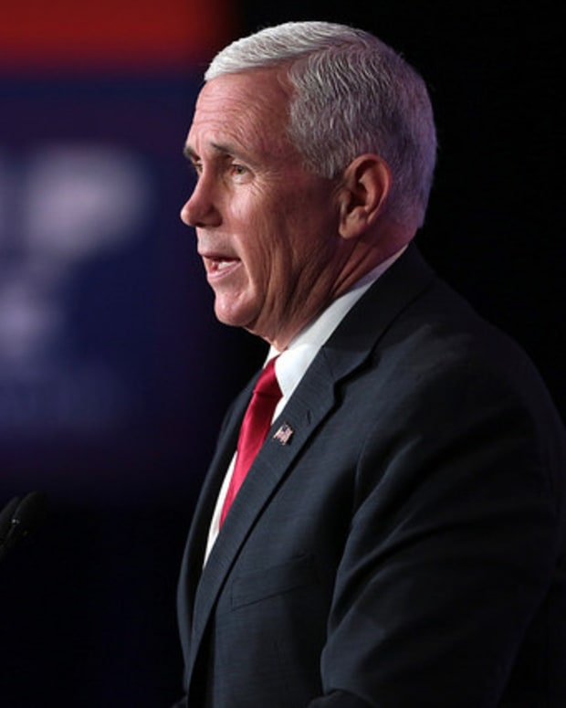 Pence: Chelsea Manning Is A 'Traitor' Promo Image