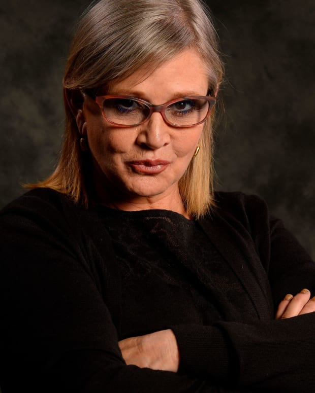 Last Fan's Selfie Taken With Carrie Fisher Emerges (Photos) Promo Image