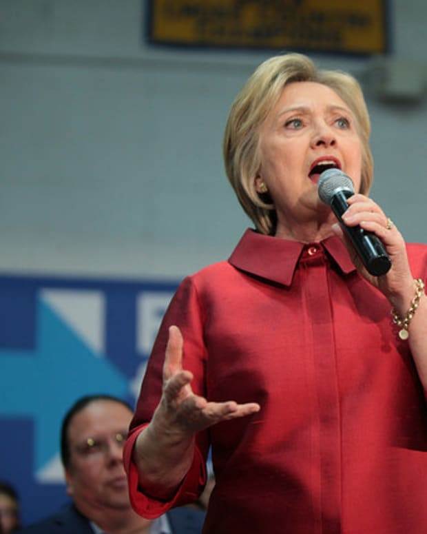 'There Is No Case': Clinton Speaks On Email Development Promo Image