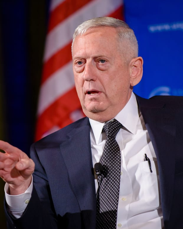 Mattis: Russia, Terrorism, China Are Biggest Threats Promo Image