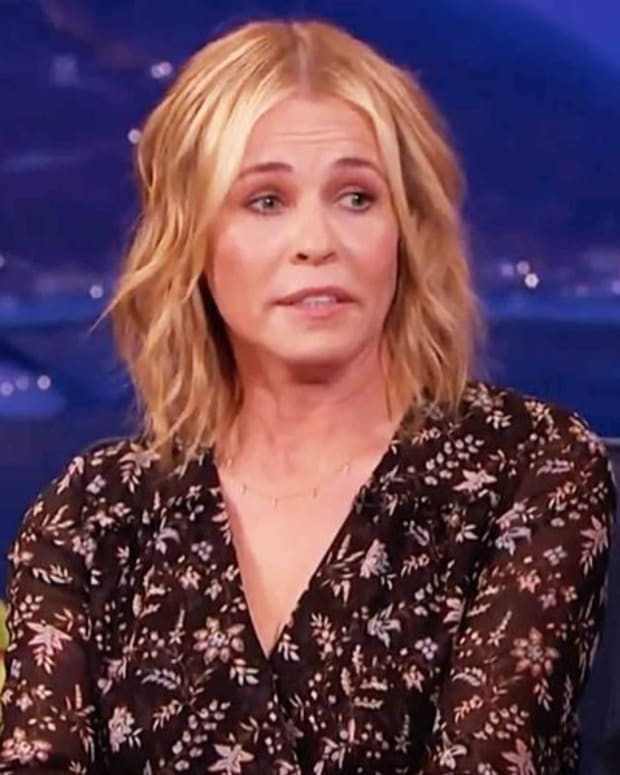 Chelsea Handler Slams Sean Spicer Over Hitler Comments (Video) Promo Image