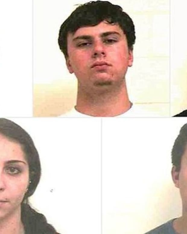 Lawsuit: Fraternity Members Gang-Raped Woman Promo Image