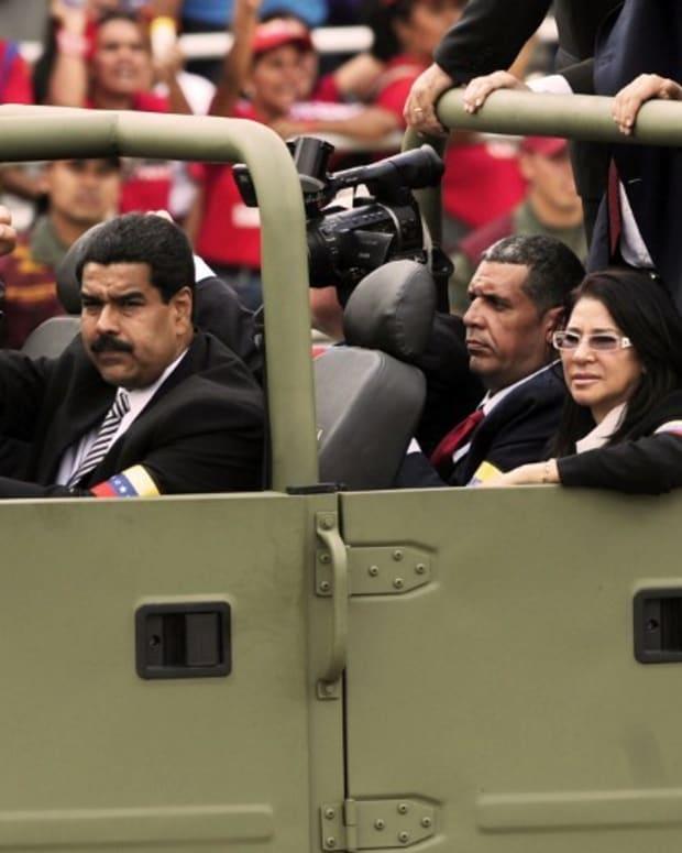 Socialism Is At Fault For Venezuela's Turmoil Promo Image