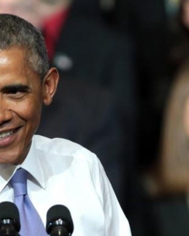 Jimmy Carter To Obama: Recognize Palestine Promo Image