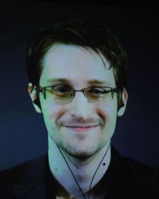 ACLU To Begin Campaigning For Snowden's Pardon Promo Image