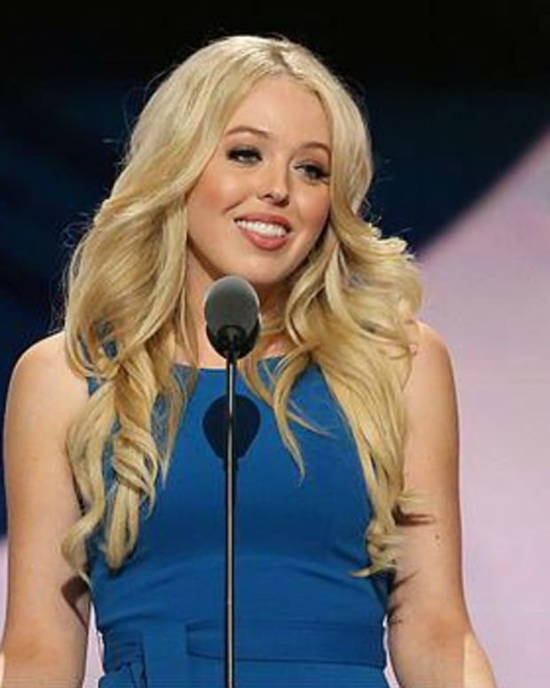 Tiffany Trump Registered To Vote In Two States Promo Image