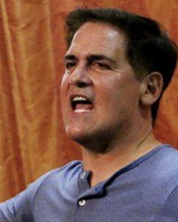 Mark Cuban To Trump: Avoiding Taxes Is Not 'Smart' Promo Image