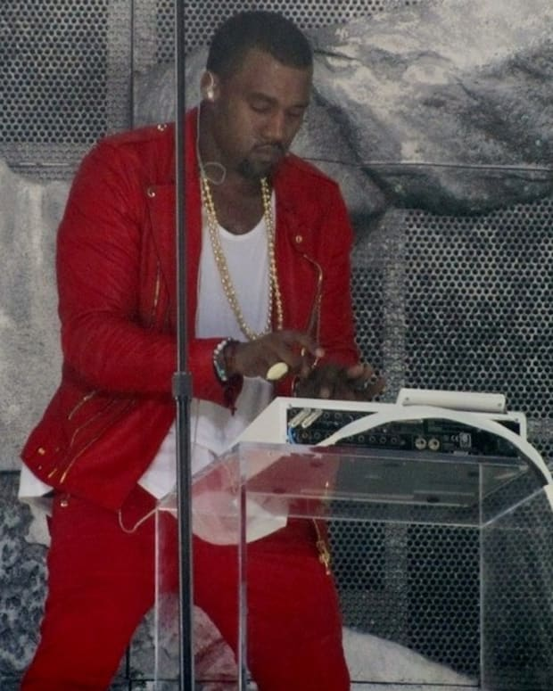Kanye West Allegedly Fired Staff After Fashion Show Promo Image