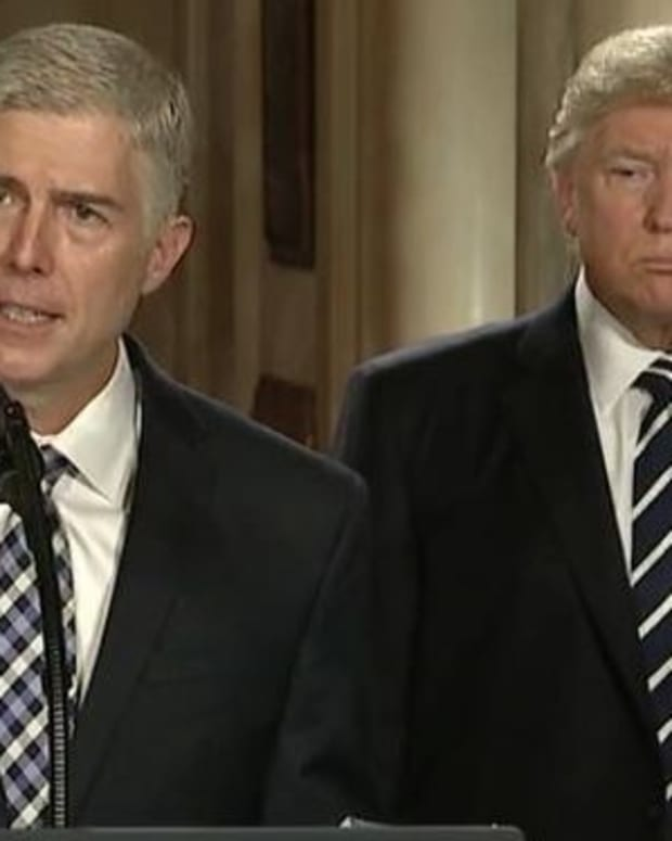 Gorsuch's First Vote Allows Arkansas To Execute Inmates Promo Image
